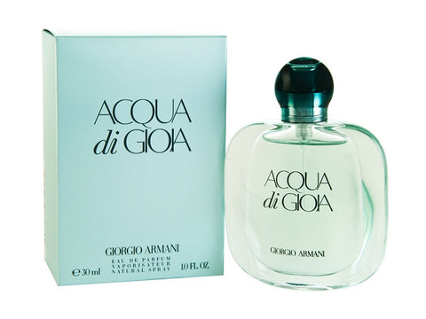 Acqua di Gioia for Women by Giorgio Armani EDP Spray 1.0 oz - Discount Fragrance at Cosmic-Perfume