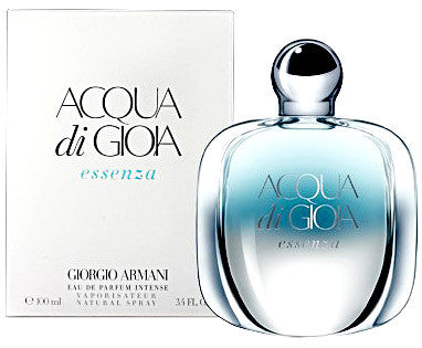ACQUA DI GIOIA Essenza for Women by Giorgio Armani EDP Intense Spray 3.4 oz - Discount Fragrance at Cosmic-Perfume