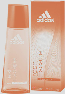 Adidas Fresh Escape for Women by Coty EDT Spray 1.7 oz (New In Box) - Discount Fragrance at Cosmic-Perfume
