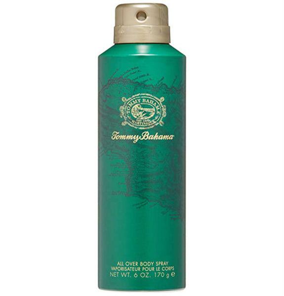 Tommy Bahama Set Sail Martinique for Men All Over Body Spray 6.0 oz - Cosmic-Perfume