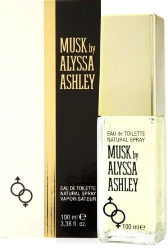 Musk for Women by Alyssa Ashley EDT Spray 3.4 oz (New in Box) - Discount Fragrance at Cosmic-Perfume
