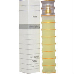 Amazing for Women by Bill Blass EDP Spray 3.4 oz (Tester) - Discount Fragrance at Cosmic-Perfume
