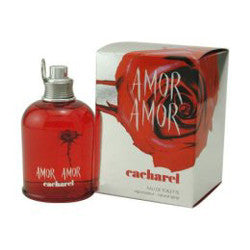 Amor Amor for Women by Cacharel EDT Spray 1.7 oz - Discount Fragrance at Cosmic-Perfume