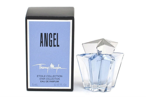 Angel for Women by Thierry Mugler Eau de Parfum Star Collection Miniature Splash 0.17 oz - Discount Fragrance at Cosmic-Perfume