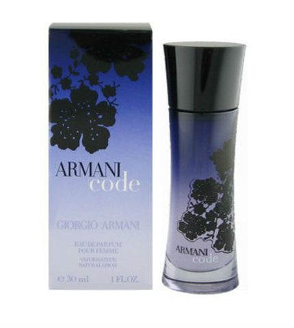 Armani Code for Women by Giorgio Armani EDP Spray 1.0 oz - Cosmic-Perfume