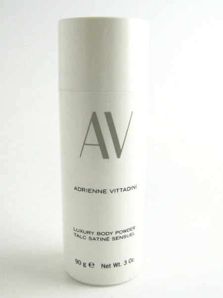 AV for Women by Adrienne Vittadini Luxury Body Powder 3.0 oz - Discount Bath & Body at Cosmic-Perfume