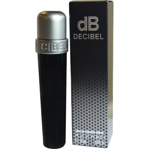 Azzaro DB Decibel for Men by Loris Azzaro EDT Spray 0.80 oz (New in Box) - Discount Fragrance at Cosmic-Perfume