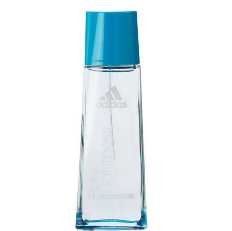 Adidas Pure Lightness for Women by Coty EDT Spray 1.7 oz (Unboxed)