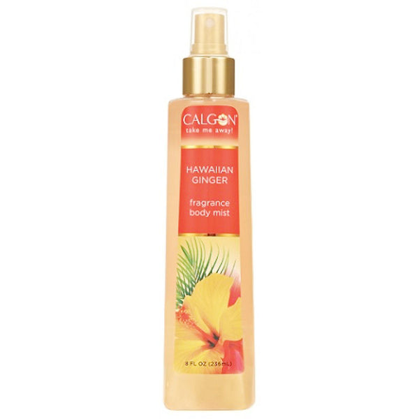 Hawaiian Ginger for Women by Calgon Body Mist Spray 8.0 oz - Cosmic-Perfume
