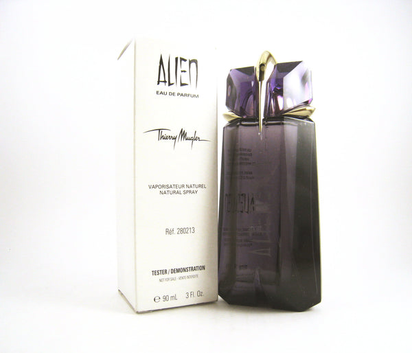 Alien for Women by Thierry Mugler EDP Spray 3.0 oz (Tester) - Discount Fragrance at Cosmic-Perfume - 1