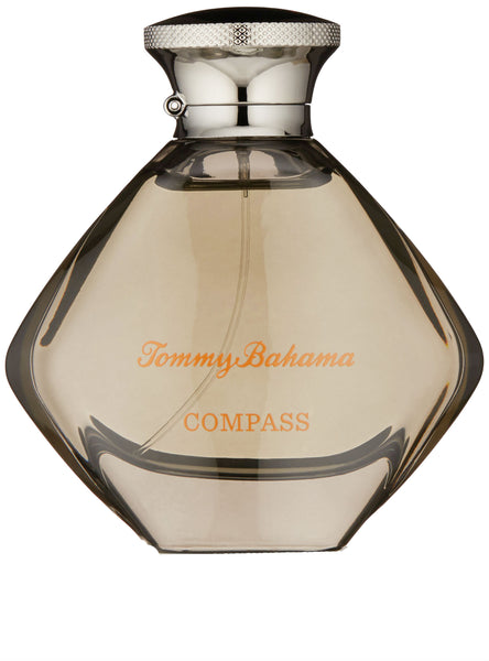 Compass for Men by Tommy Bahama Cologne Spray 3.4 oz  (Tester) - Cosmic-Perfume