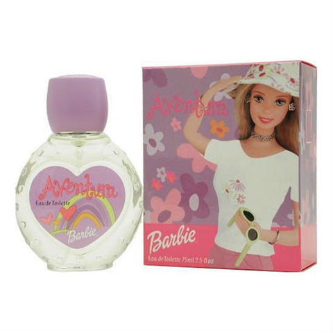 Barbie Aventura for Women by Mattel EDT Spray 2.5 oz