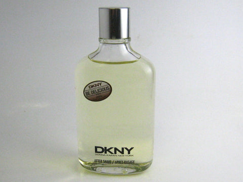 DKNY Be Delicious for Men by Donna Karan After Shave Splash 3.4 oz (Unboxed) - Cosmic-Perfume