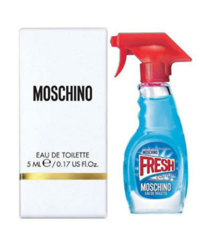 Moschino Fresh Couture for Women EDT Miniature Splash 0.17 oz - Cosmic-Perfume