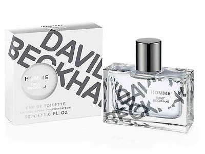 Beckham Homme for Men by David Beckham EDT Spray 1.0 oz - Cosmic-Perfume