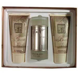Bellagio Uomo for Men by Micaelangelo 3 Pc Gift Set - Discount Fragrance at Cosmic-Perfume