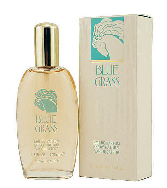 Blue Grass for Women by Elizabeth Arden EDP Spray 3.3 oz - Discount Fragrance at Cosmic-Perfume
