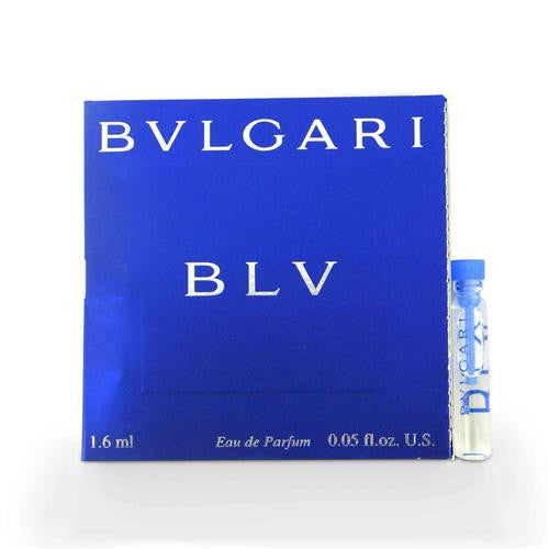 BLV pour Femme for Women by Bvlgari EDP Splash Vial 0.05 oz - Discount Fragrance at Cosmic-Perfume