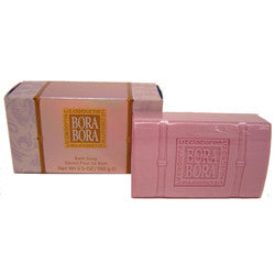 Bora Bora for Women by Liz Claiborne Bath Soap 5.5 oz - Discount Bath & Body at Cosmic-Perfume