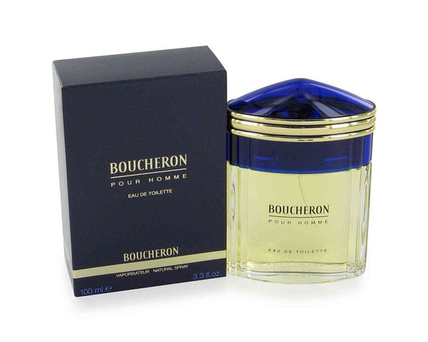Boucheron pour Homme by Boucheron EDT Spray 3.3 oz - Discount Fragrance at Cosmic-Perfume