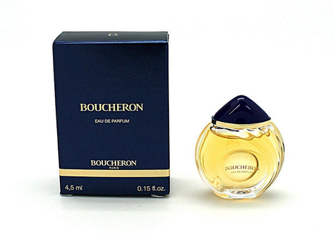 Boucheron for Women by Boucheron EDP Miniature Splash 0.15 oz (New in Box) - Discount Fragrance at Cosmic-Perfume