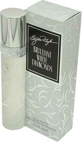 Brilliant White Diamonds Women by Elizabeth Taylor EDT Spray 1.7 oz (New in Box) - Discount Fragrance at Cosmic-Perfume
