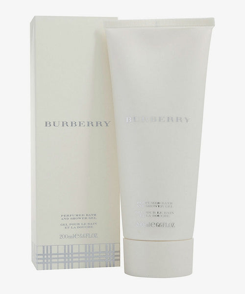 Burberry Classic for Women Perfumed Bath & Shower Gel 6.6 oz (New in Box) - Discount Bath & Body at Cosmic-Perfume