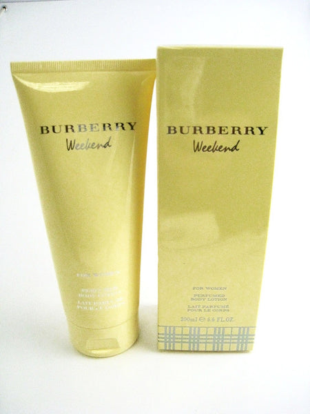 Burberry Weekend for Women by Burberry Body Lotion 6.6 oz - Discount Bath & Body at Cosmic-Perfume