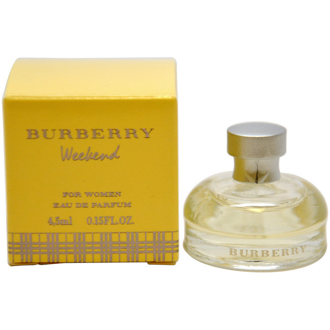Burberry Weekend for Women by Burberry EDP Miniature Splash 0.15 oz - Cosmic-Perfume