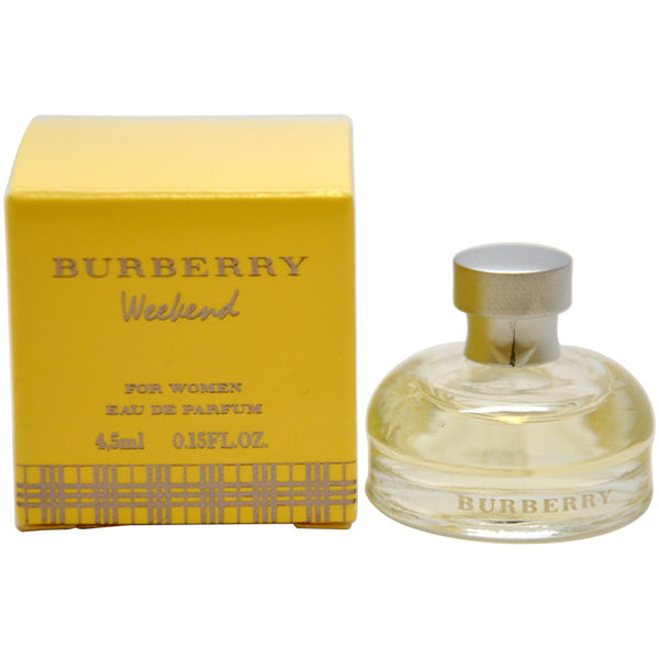 Burberry Weekend for Women by Burberry EDP Miniature Splash 0.15 oz - Discount Fragrance at Cosmic-Perfume