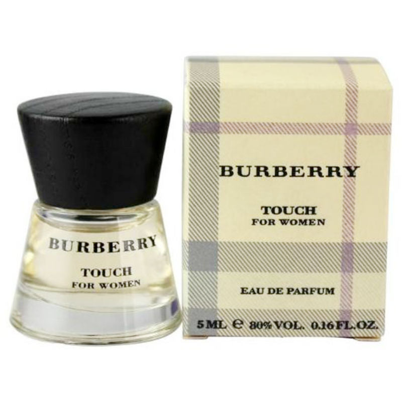 Burberry Touch for Women by Burberry EDP Splash Miniature 0.16 oz - Cosmic-Perfume