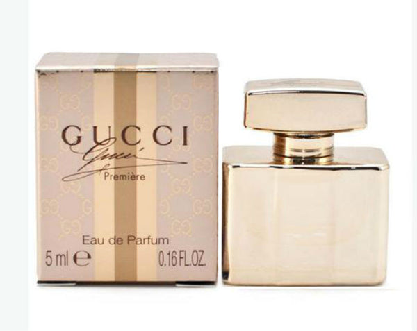 Gucci Premiere for Women by Gucci EDP Miniature Splash 0.16 oz - Discount Fragrance at Cosmic-Perfume