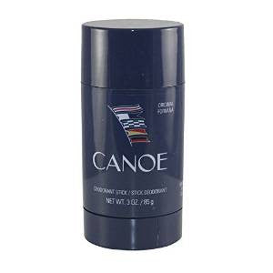 Canoe for Men by Dana Deodorant Stick 3.0 oz - Discount Bath & Body at Cosmic-Perfume