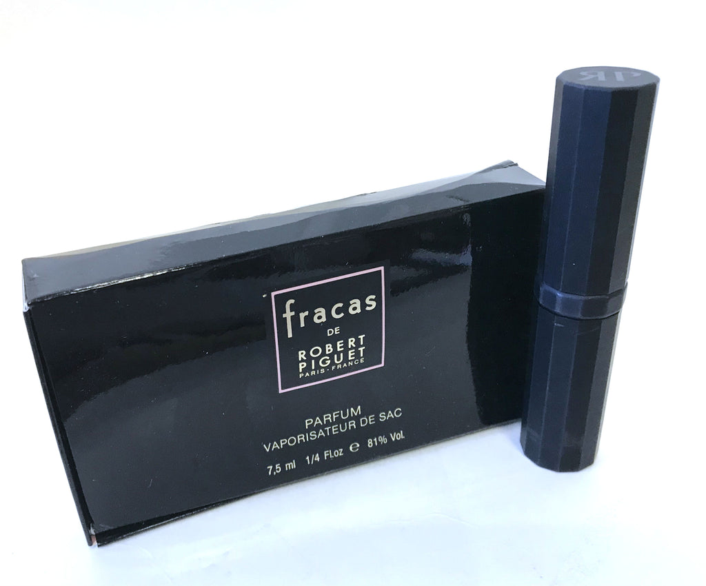 Fracas for Women by Robert Piguet Pure Parfum Purse Spray 0.25 oz *Rare
