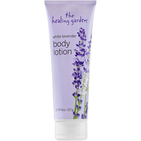 The Healing Garden for Women White Lavender Body Lotion 8.0 oz - Cosmic-Perfume
