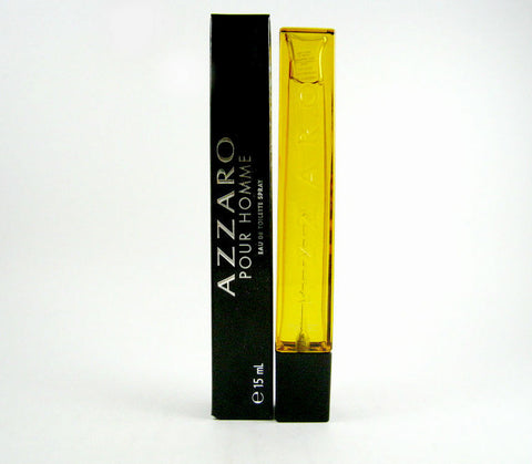Azzaro pour Homme for Men by Loris Azzaro EDT Spray 0.50 oz - Discount Fragrance at Cosmic-Perfume