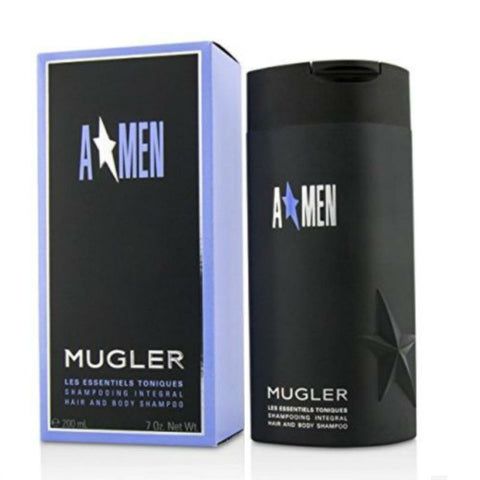Angel for Men A*MEN by Thierry Mugler Hair & Body Shampoo 7.0 oz - Cosmic-Perfume