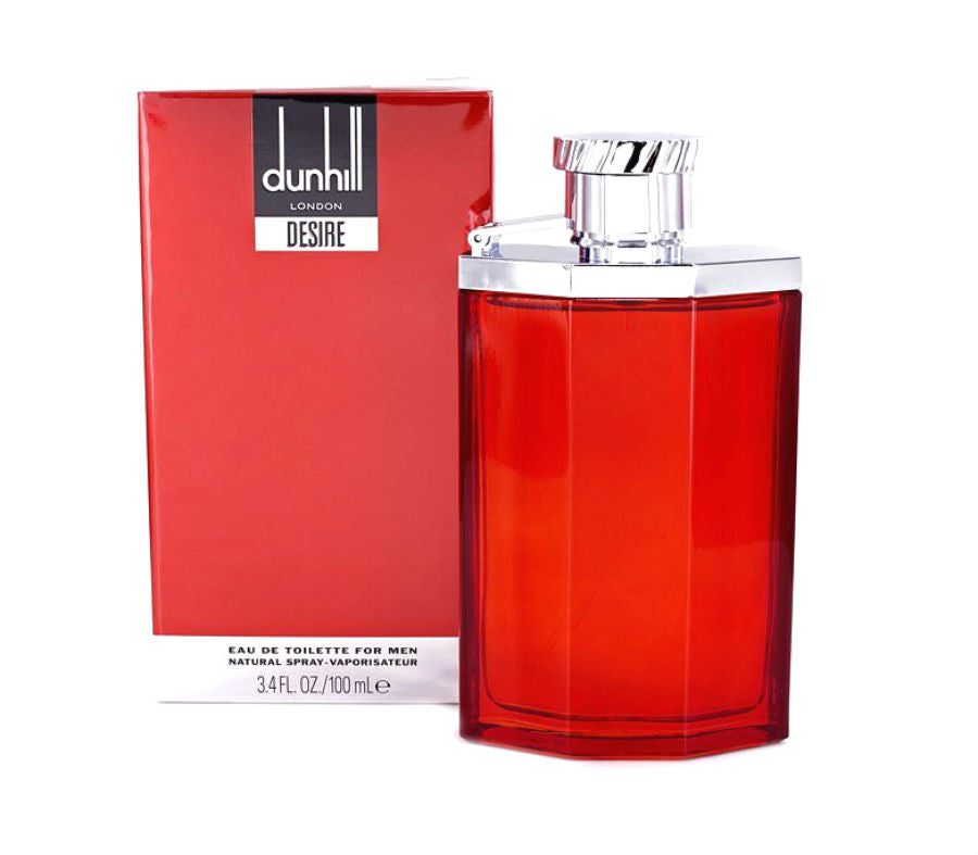 Dunhill Desire (Red) for Men EDT Spray 3.4 oz