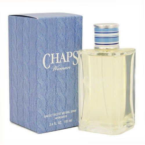 Chaps Woman (New) by Ralph Lauren EDT Spray 3.4 oz *Damaged Box - Cosmic-Perfume