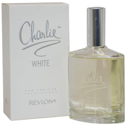 Charlie White for Women by Revlon Eau Fraiche Spray 3.4 oz - Cosmic-Perfume