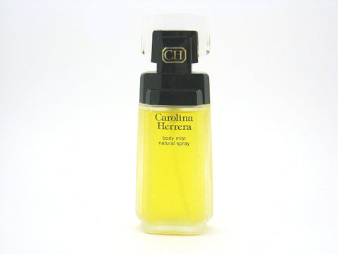 Carolina Herrera for Women by Carolina Herrera Body Mist Spray 1.7 oz (Unboxed) - Discount Fragrance at Cosmic-Perfume