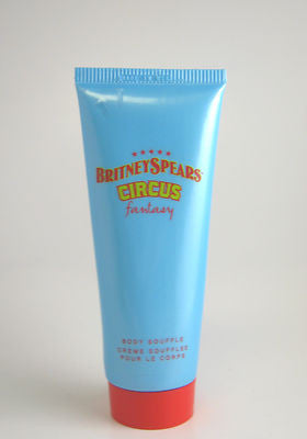 Circus Fantasy Women by Britney Spears Body Souffle Lotion 3.3 oz - Cosmic-Perfume