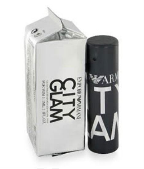 Emporio Armani City Glam for Men by Giorgio Armani EDT Spray 1.7 oz - Discount Fragrance at Cosmic-Perfume
