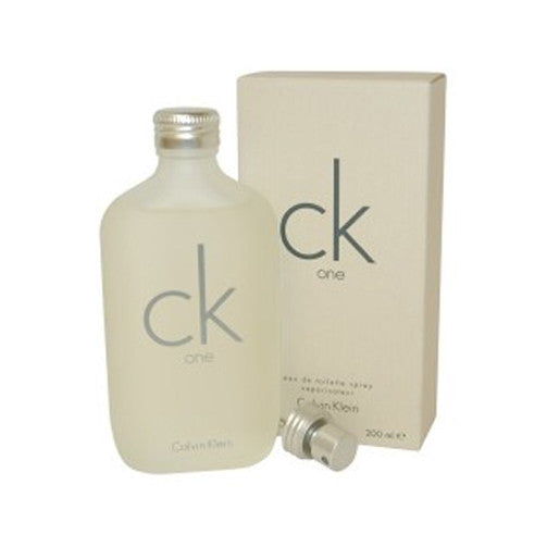 CK One Unisex by Calvin Klein EDT Spray 6.7 oz - Cosmic-Perfume