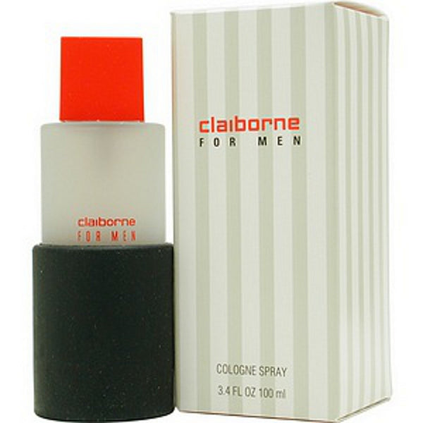 Claiborne for Men by Liz Claiborne Cologne Spray 3.4 oz - Discount Fragrance at Cosmic-Perfume