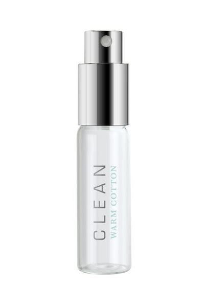 Clean Warm Cotton for Women by Clean EDP Purse Spray Refill 0.5 oz (New in Box) - Cosmic-Perfume