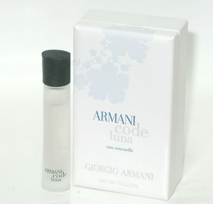 Armani Coda Luna eau sensuelle for Women by Giorgio Armani EDT Miniature Splash 0.1 oz - Cosmic-Perfume