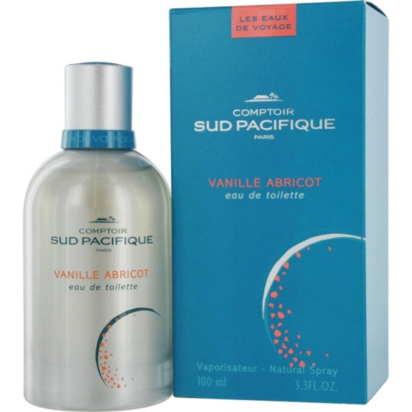 Comptoir Sud Pacifique Vanille Abricot for Women EDT Spray 3.3 oz (New in Box) - Discount Fragrance at Cosmic-Perfume