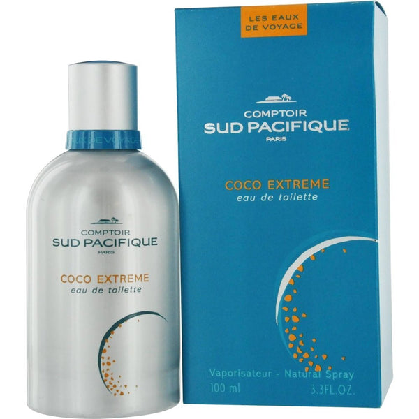 Comptoir Sud Pacifique Coco Extreme for Women EDT Spray 3.3 oz (New in Box) - Cosmic-Perfume