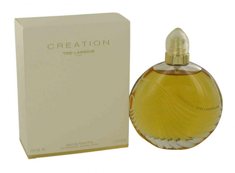 Creation (New Packaging) for Women by Ted Lapidus EDT Spray 3.33 oz - Cosmic-Perfume